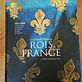 Le grand atlas des rois de france : un beau livre royal!!