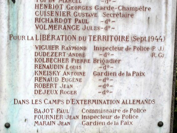 police stèle commémorative 2
