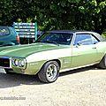 Pontiac firebird hardtop coupé de 1969 (Retro Meus Auto Madine 2012) 01