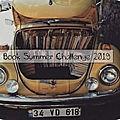 [création] book summer challenge 2019