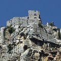 Flâneries sur les crêtes de crussol 386m – saint-péray 07130
