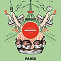 Omnivore world tour paris du 6 au 8 mars 2016