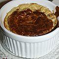 Soufflé au thon et à la moutarde