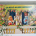 Livre ancien ... la belle au bois dormant (1959) * pop-up