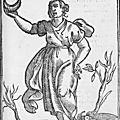 Lune et écrevisse = inconstance en 1636