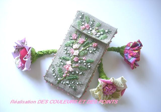 ETUI pour IPHONE face