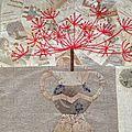 Bouquet floral de yoko saïto ,étape 4