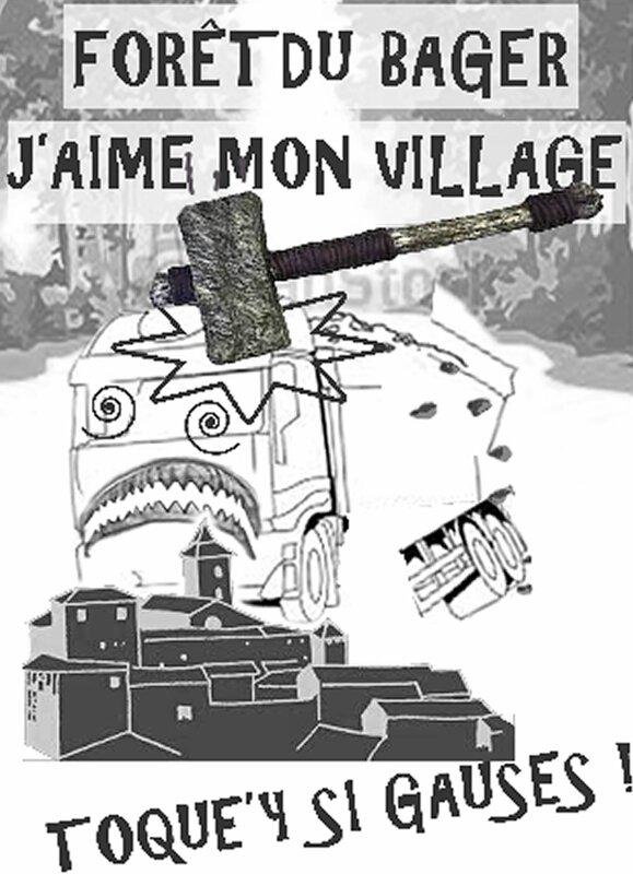 Camion monstre village 02