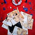 Portefeuille, porte-monnaie, bedou magique,puissant maitres marabout