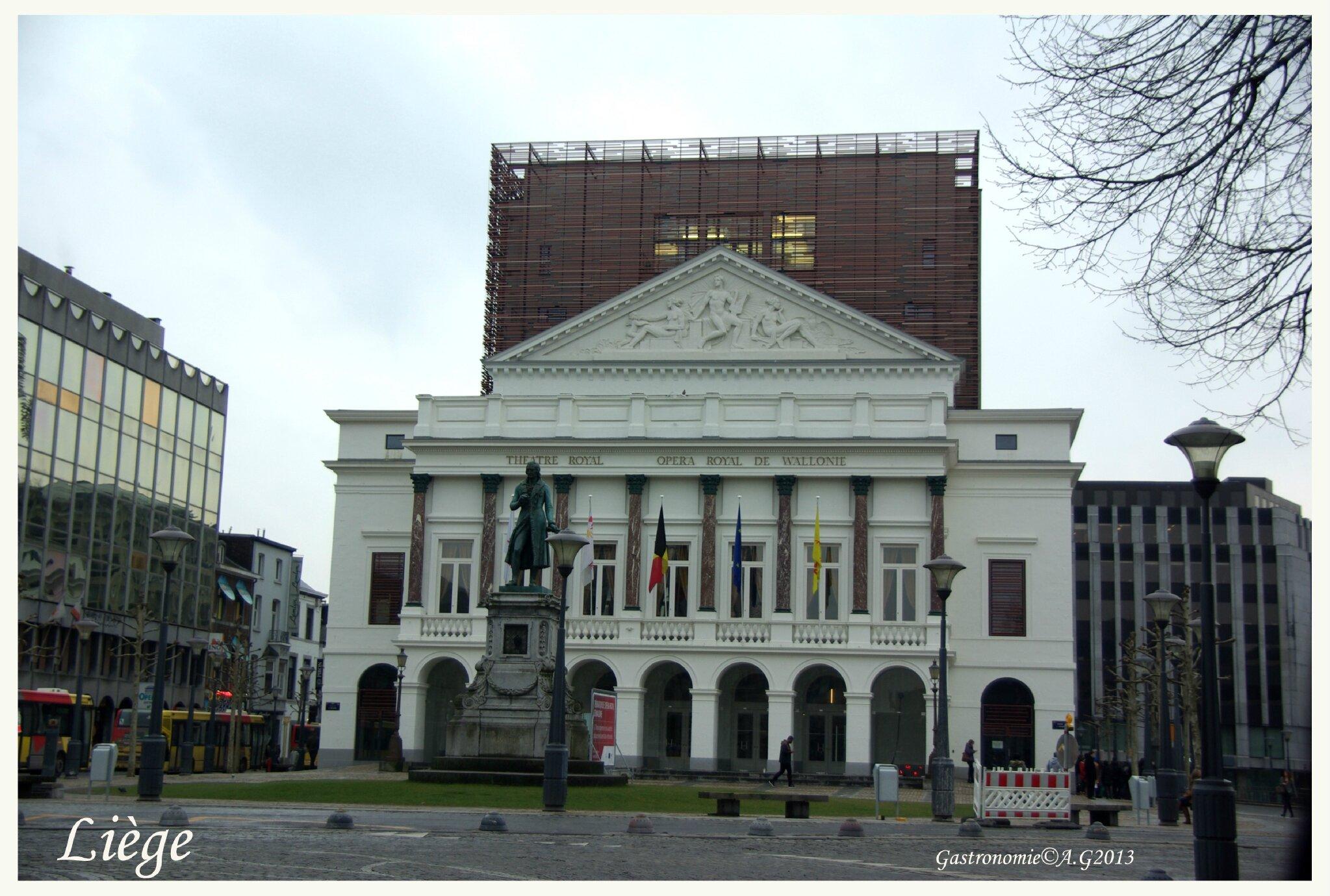 l'Opéra de Liège