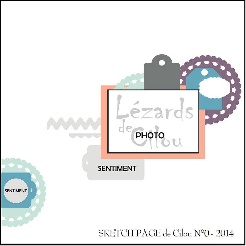 SKETCH PAGE N°0 - 2014 BLOG