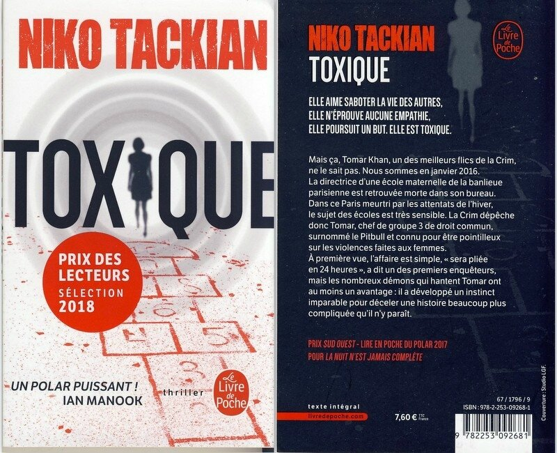 2-Toxique - Niko Tackian