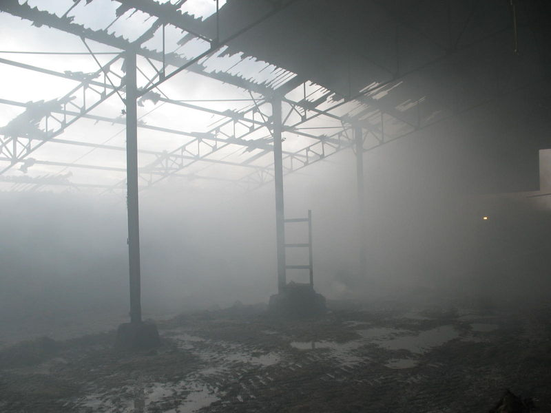 Incendie du 11.11.2008