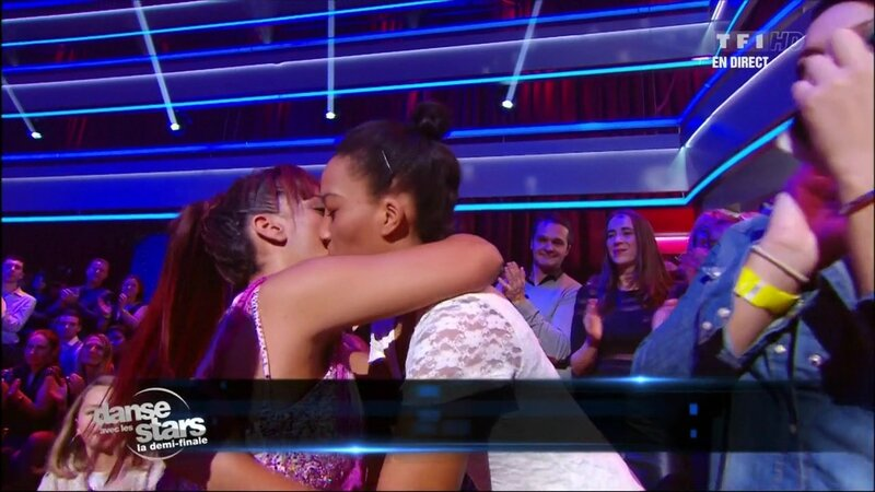 Amel - Demi Finale - chacha I will survive Pussycat dolls - DALS3 17