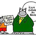 Pour l'ocde l'école française se dégrade
