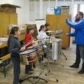 Orchestre à l'école primaire - cours n°3