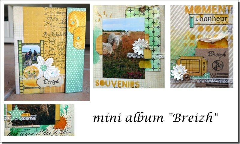 visuel mini album BREIZH