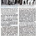 Rentree du front de gauche, revue de presse ouest-france