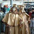 Carnaval Vénitien d'Annecy organisé par ARIA Association Rencontres Italie-Annecy (81)