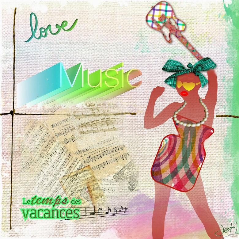 étét 2021 music le temps des vacances