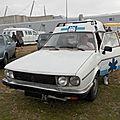 Renault 30 turbo-d ambulance baboulin (1982-1983)