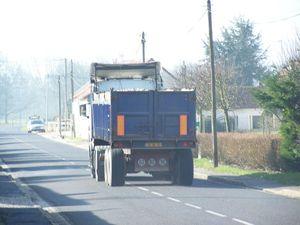 Dangerosité circulation camion - photo 2