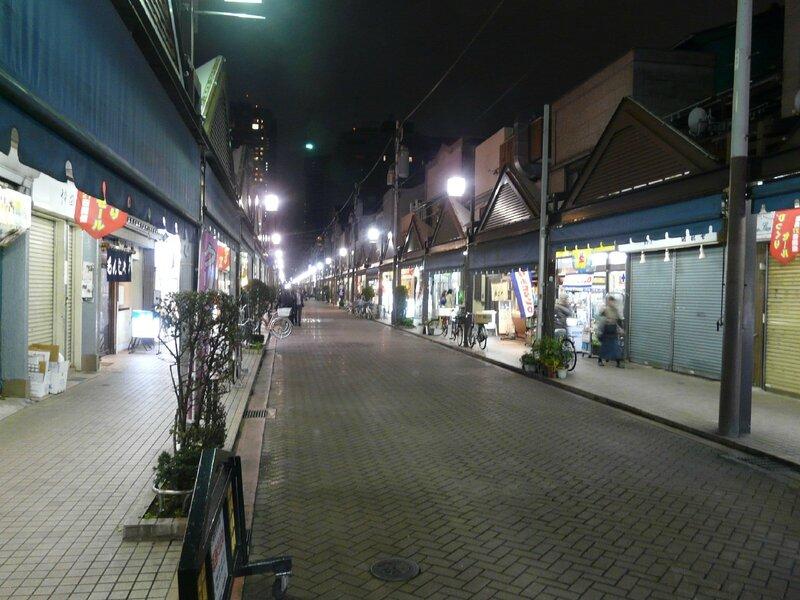 Canalblog Tokyo Tsukishima Night02