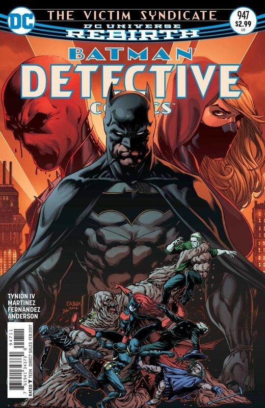rebirth detective comics 947