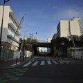 Les ateliers de la r.a.t.p. de charonne (rue de lagny paris 20)
