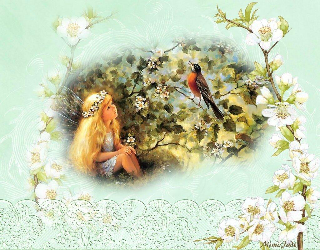 Fleur D Avril Joli Poeme Florilege De Jeanne