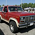 Ford bronco 1980-1988