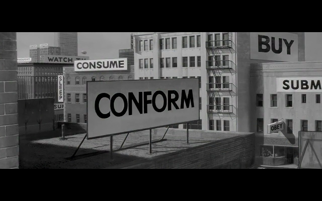 Mnemonic mind control - They live