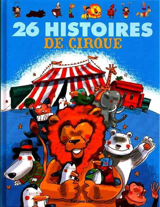 26 histoires de cirque