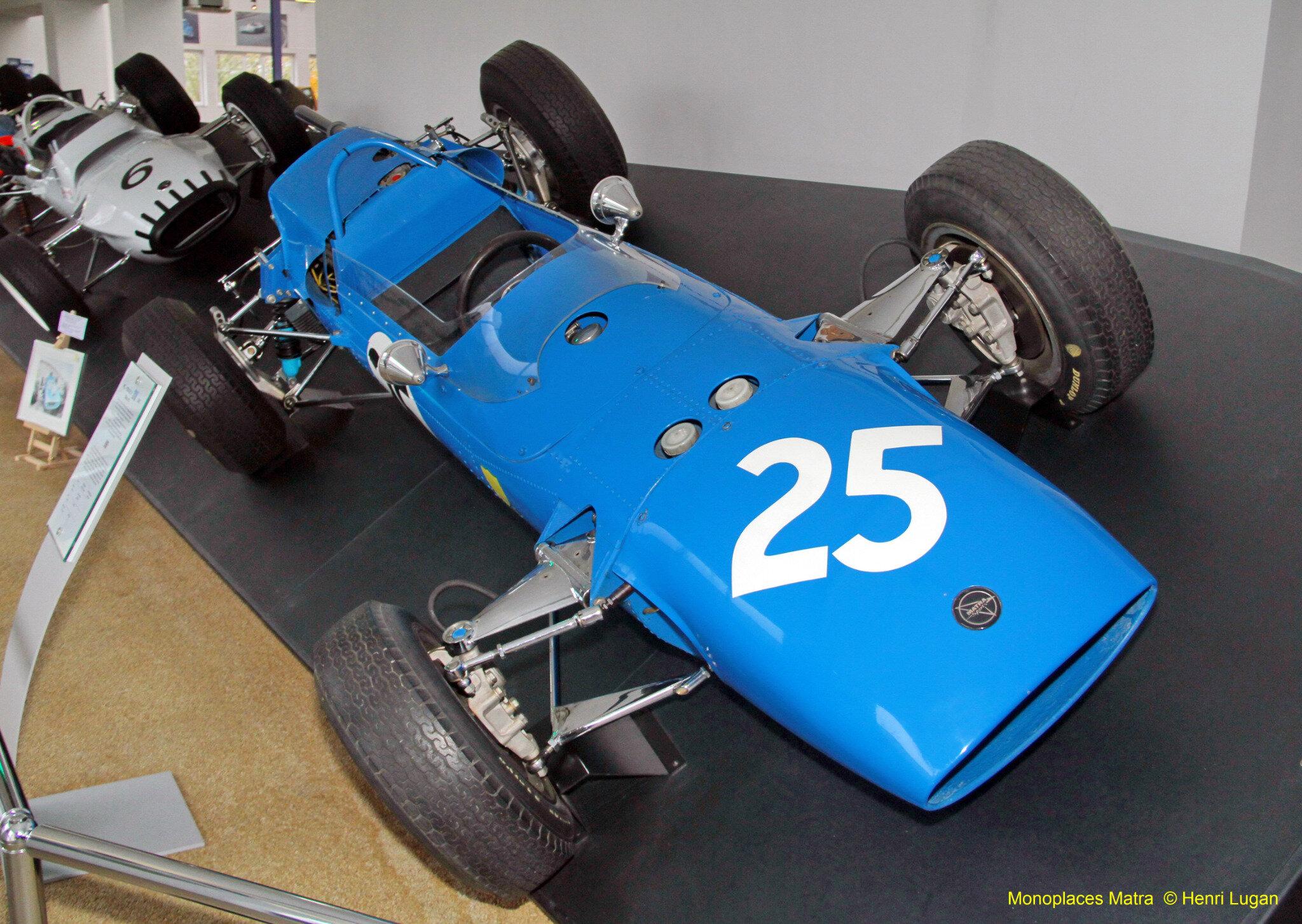 Matra MS 1 F3 1000cc #02 Screamer_02 - 1965 [F] HL_GF