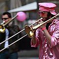 Portrait de trompette d'amsterdam