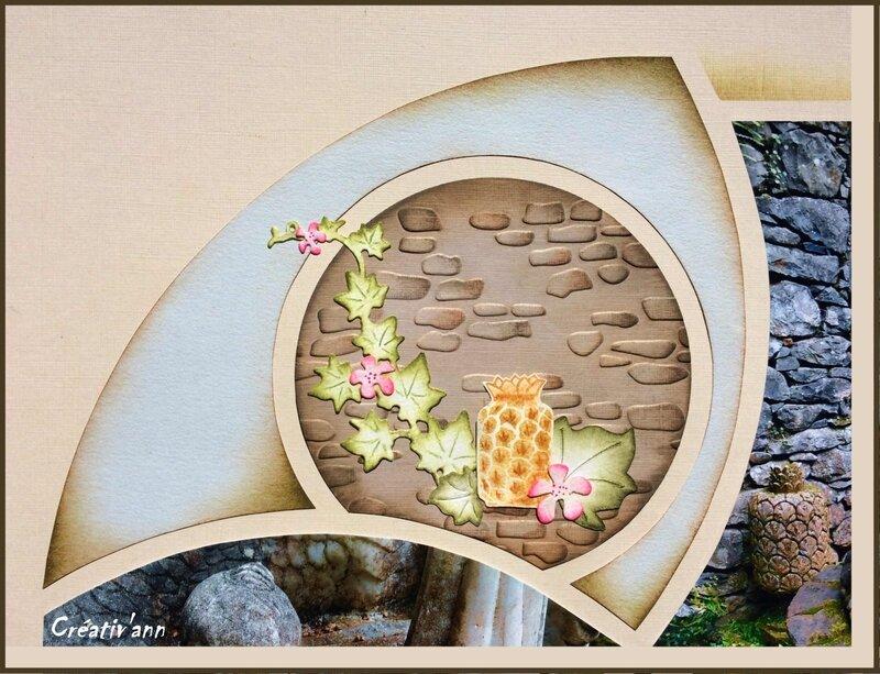 Jardin tropical - Petit bouddha endormi - Bilbao (2)