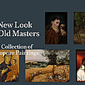 """a new look at old masters,"" at the metropolitan museum of art"
