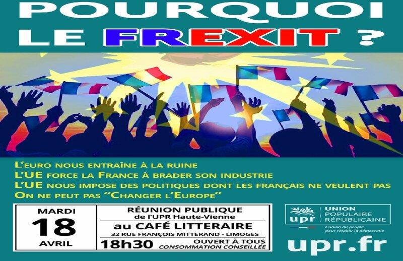 POURQUOI LE FREXIT 1