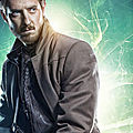 Legends of tomorrow - rip hunter
