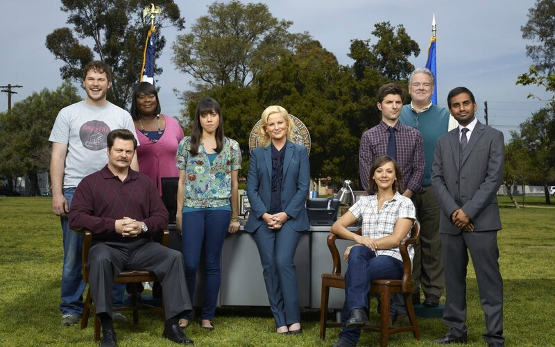 Parks and recreation (photo promo) (1)