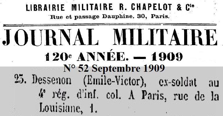 DESSENON 1909 Journal_militaire_Contenant_les_ordonnances_[