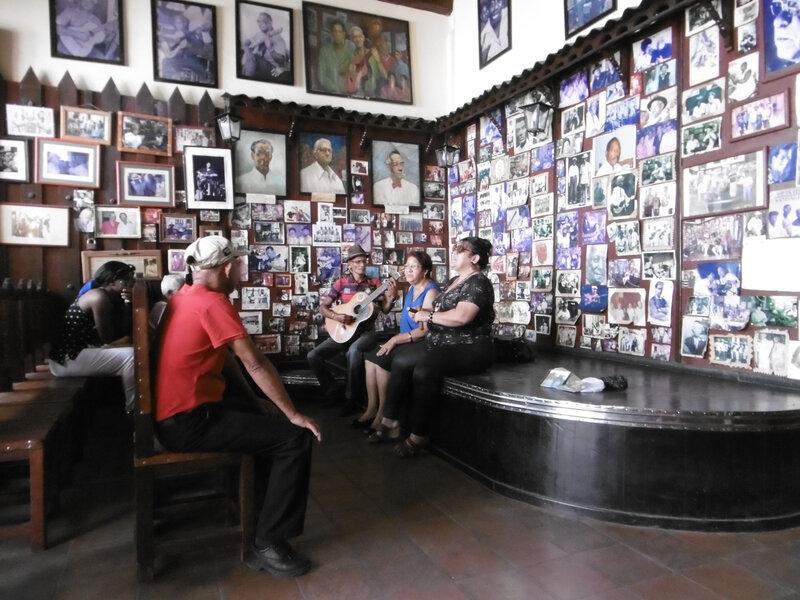 Santiago de Cuba - Casa de la Trova (7)