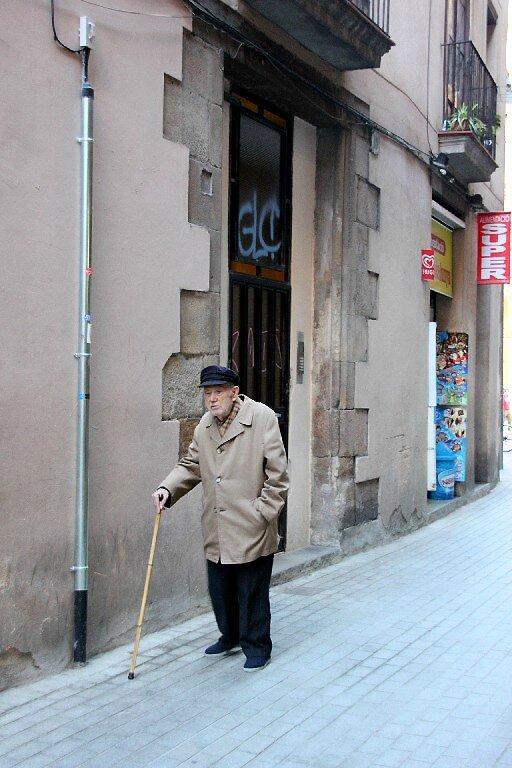 Barcelone -La Ribera, vieux_5918