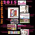 Agenda 2015!