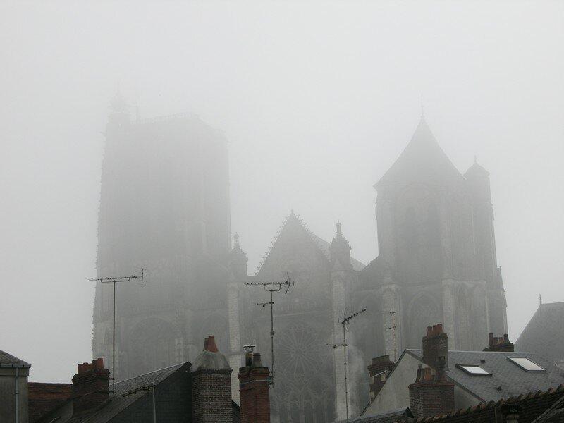 BOURGES La Cathédrale