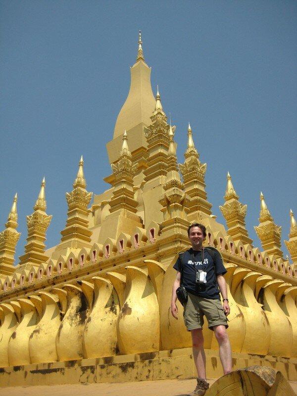 2008-02-23 Vientiane - That Luang 096