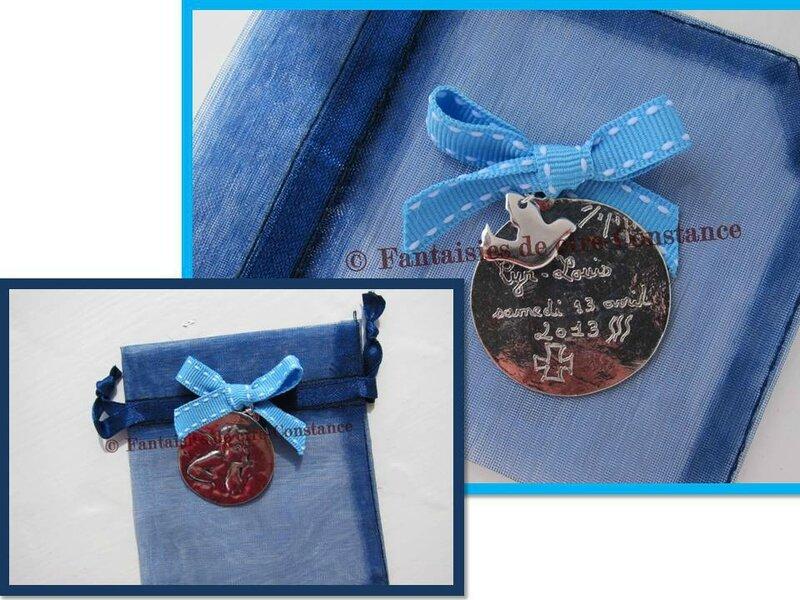 médaille Axelle