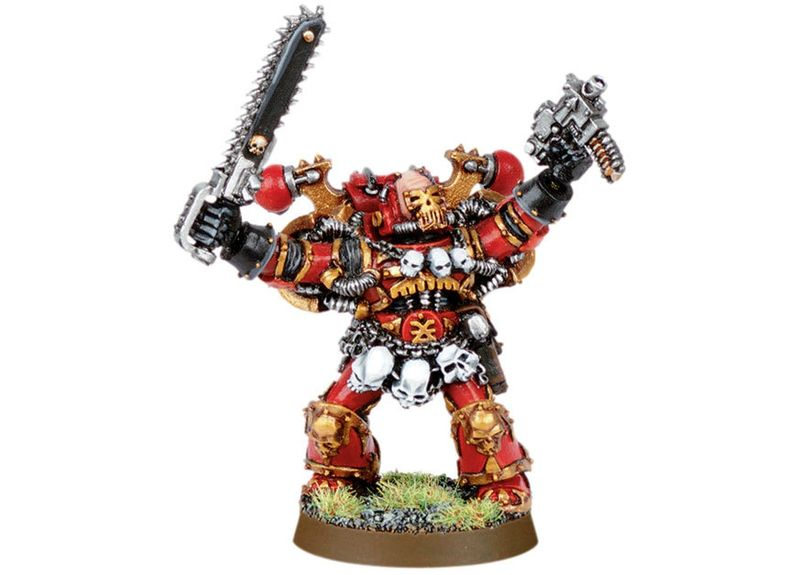Space marine World Eaters