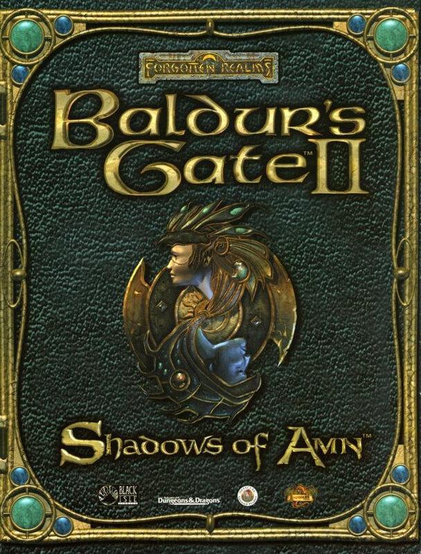 baldur's gate II shadows of amn