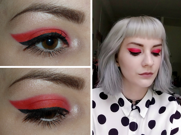 Posté par Phocide à 1000 , Maquillage , Commentaires [2] , Permalien []  Tags  colorful, cute, eyeliner rouge, kawaii, makeup, red liner